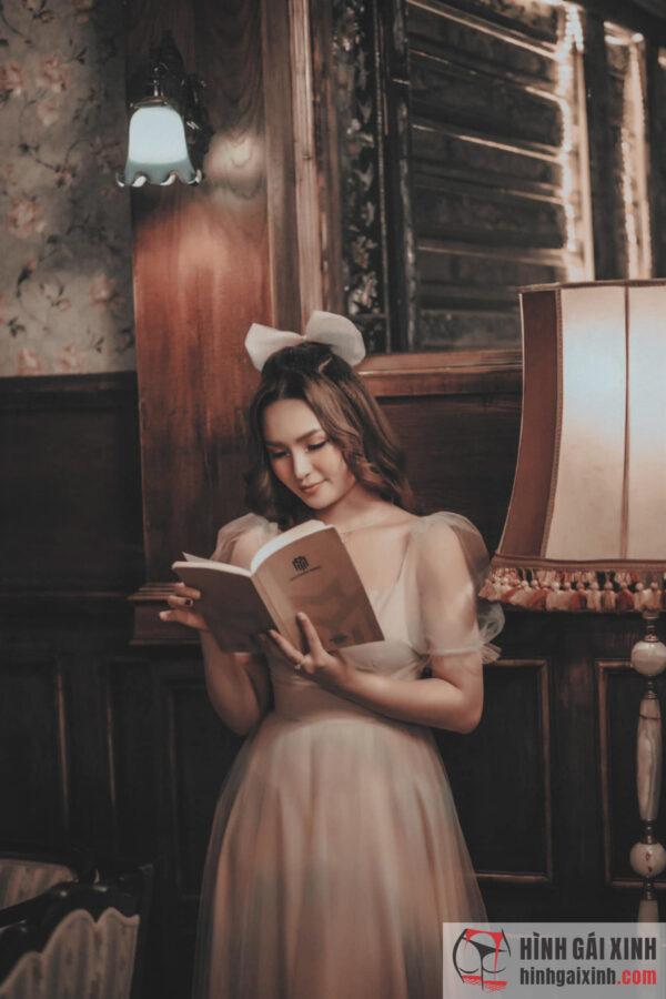 công chúa xinh đẹp trong truyện cổ tích