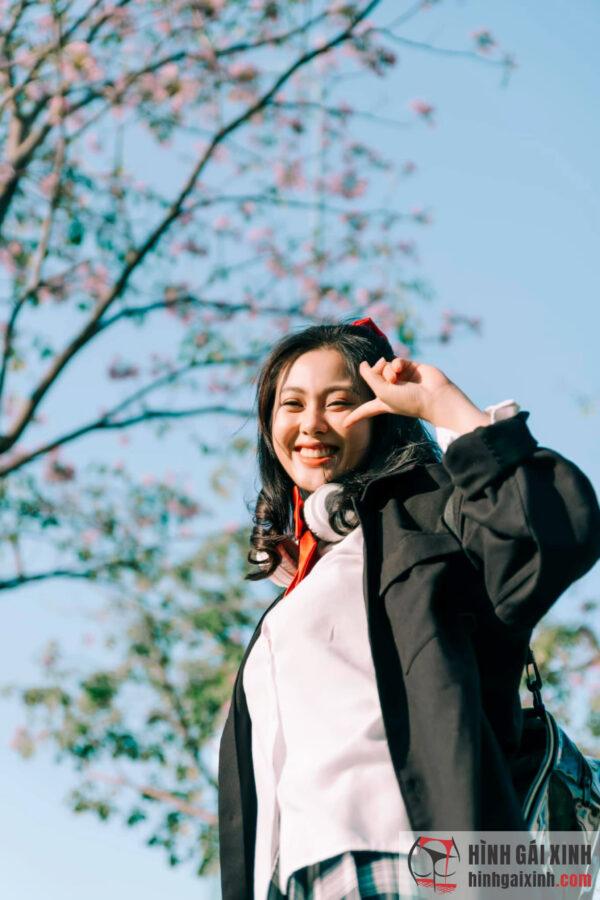 du học sinh Nhật đáng yêu