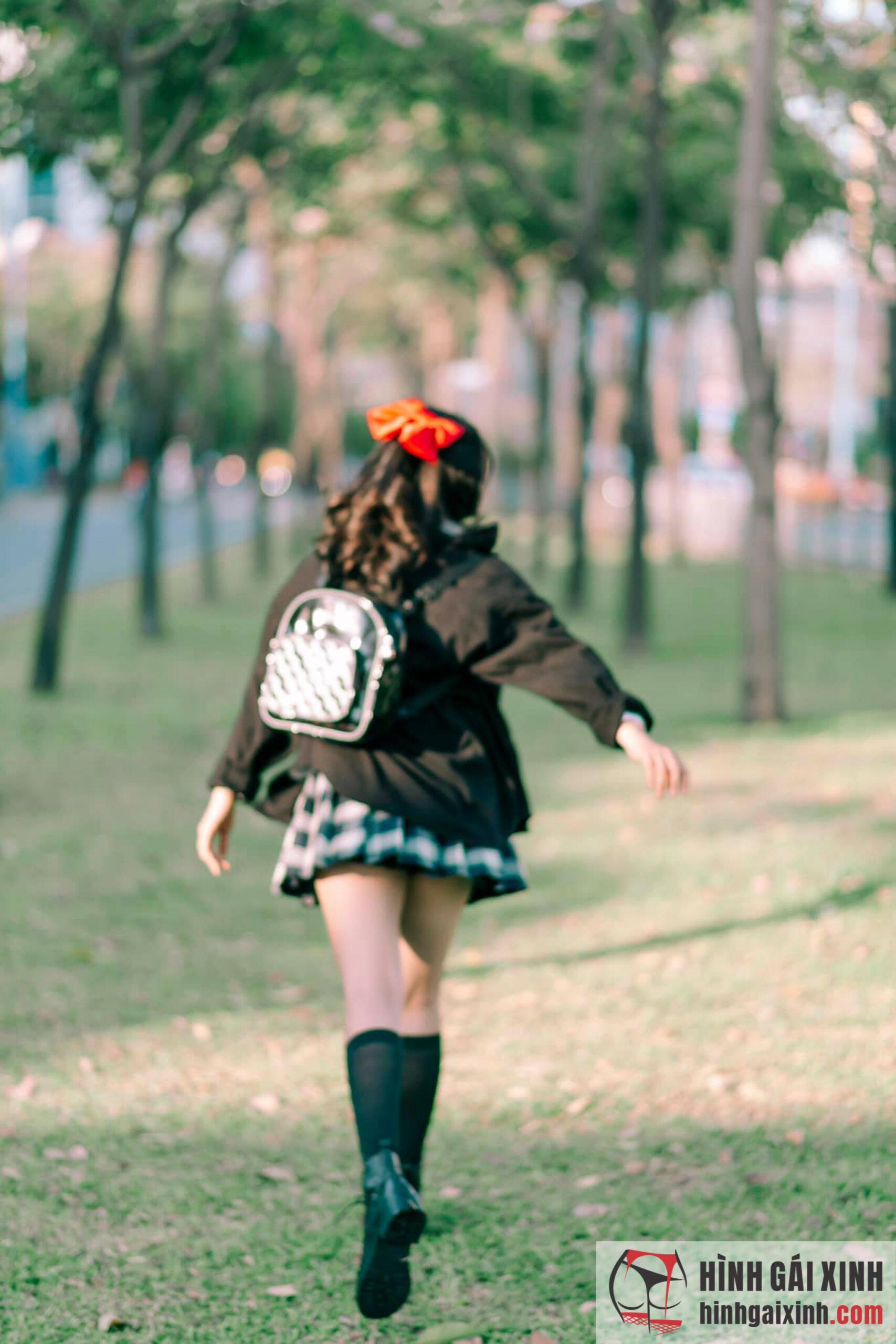 Meily Miaa quá nổi tiếng là một trong những mỹ nhân sinh năm 2005 được yêu thích nhất tiktok