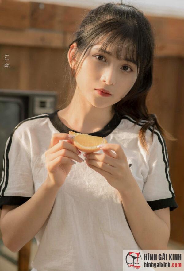 Nữ sinh dễ thương nhất Nhật Bản trong năm 2021