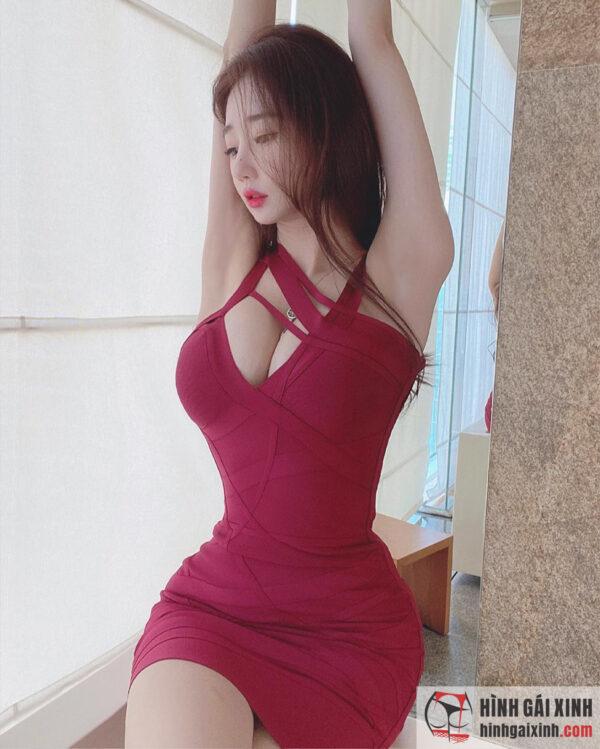 Hot girl, người mẫu Đài Loan m