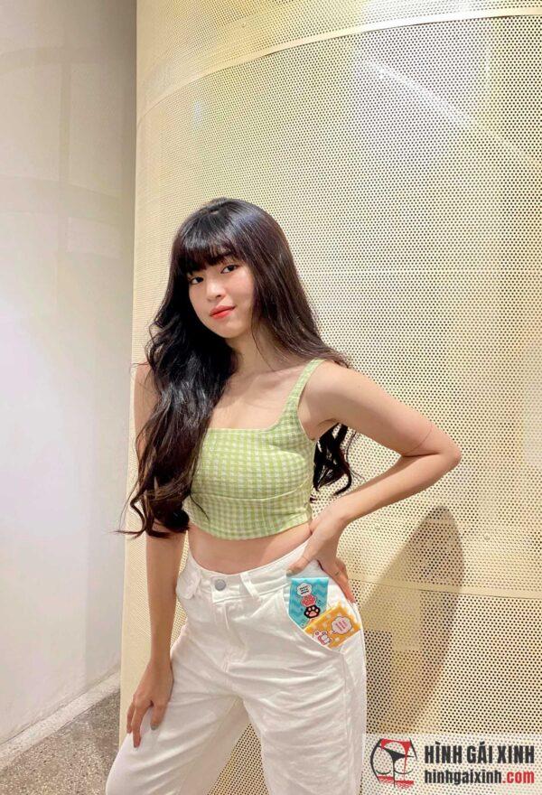 Diễn viên Đỗ Khánh Vân