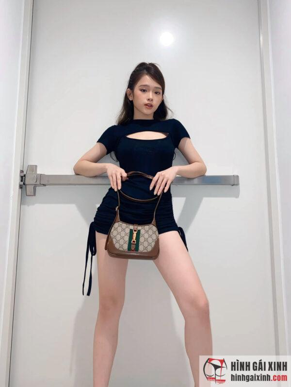 Hot girl Linh Ka