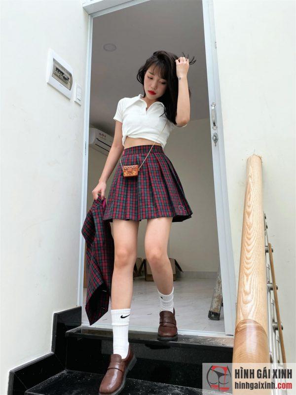 Tổng hợp ảnh gái xinh của làng streamer Việt gọi tên Linh Ngọc Đàm