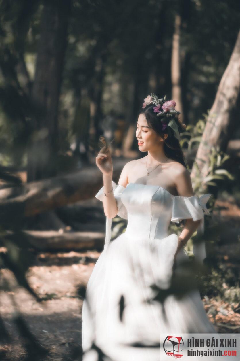 Công chúa lạc trong rừng