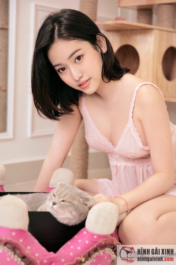 hot girl Cà Mau Thúy Vi