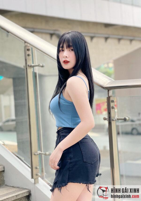 Tổng hợp những hình ảnh hot nhất của thánh nữ streamer Quỳnh Alee