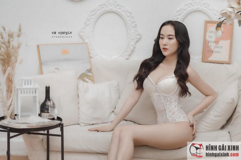 Bộ ảnh gái xinh diện bikini sexy hết nấc