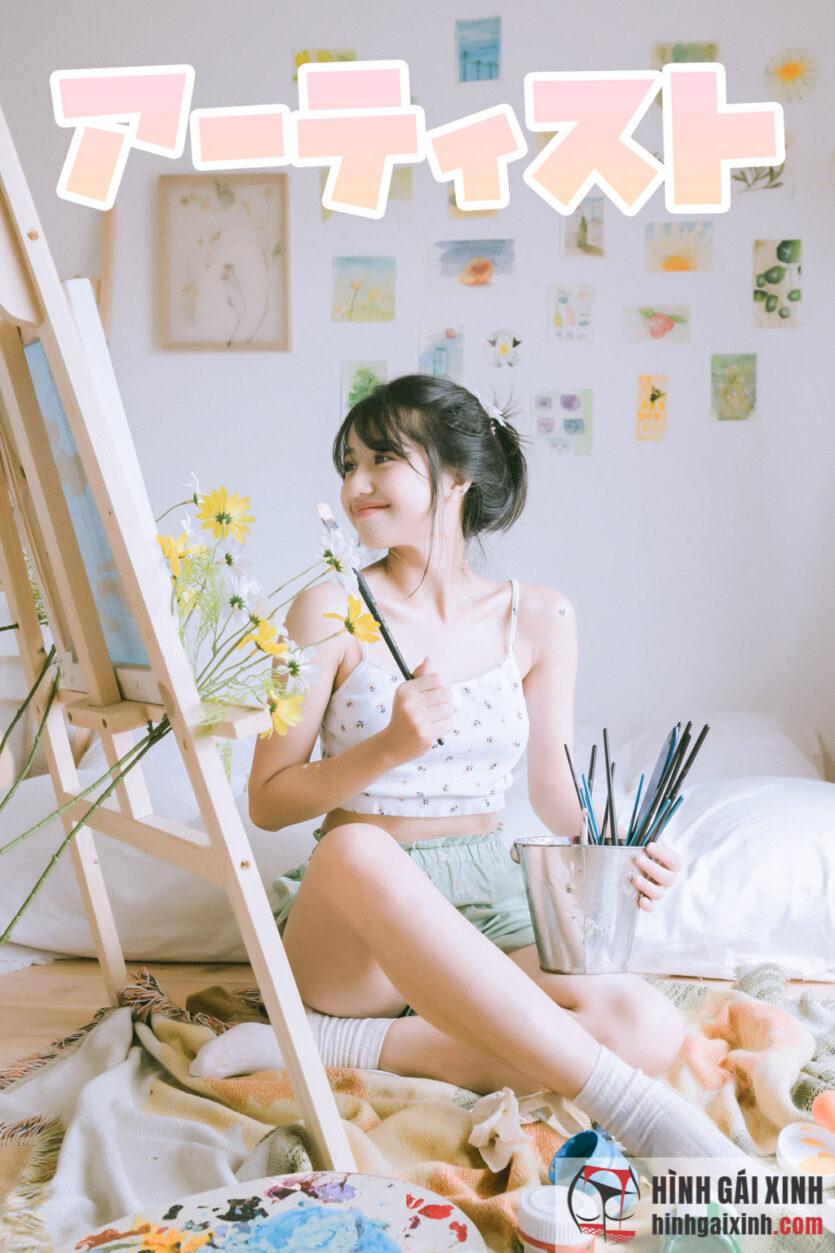 Diễn viên trẻ Trịnh Thảo trong phim 'Cây táo nở hoa'