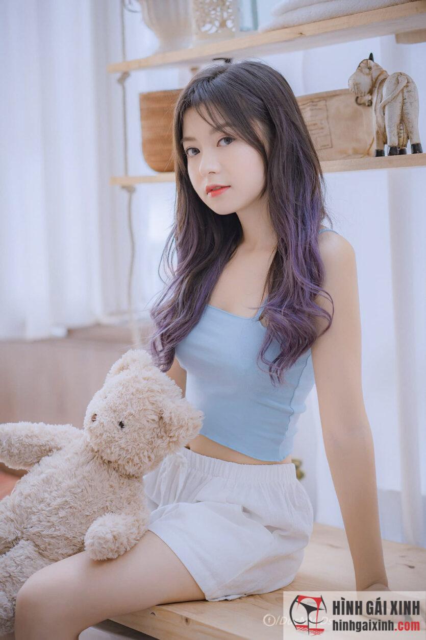 Ngắm nhan sắc của streamer mới nổi Trần Thu Trang (Trang Lucy)