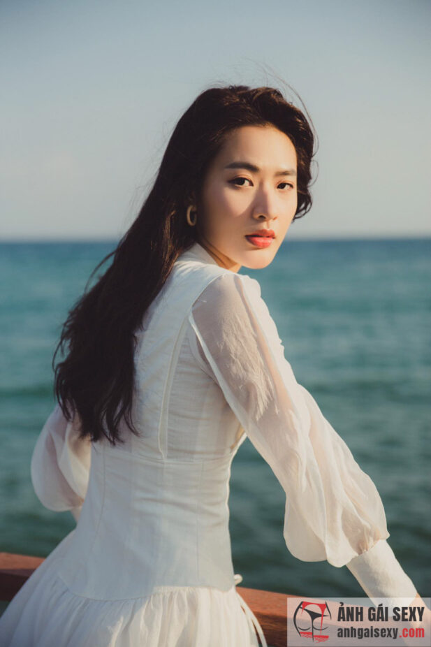 """Hình ảnh Ngắm nhan sắc đời thường của Minh Trang phim """"Cây táo nở hoa"""""""