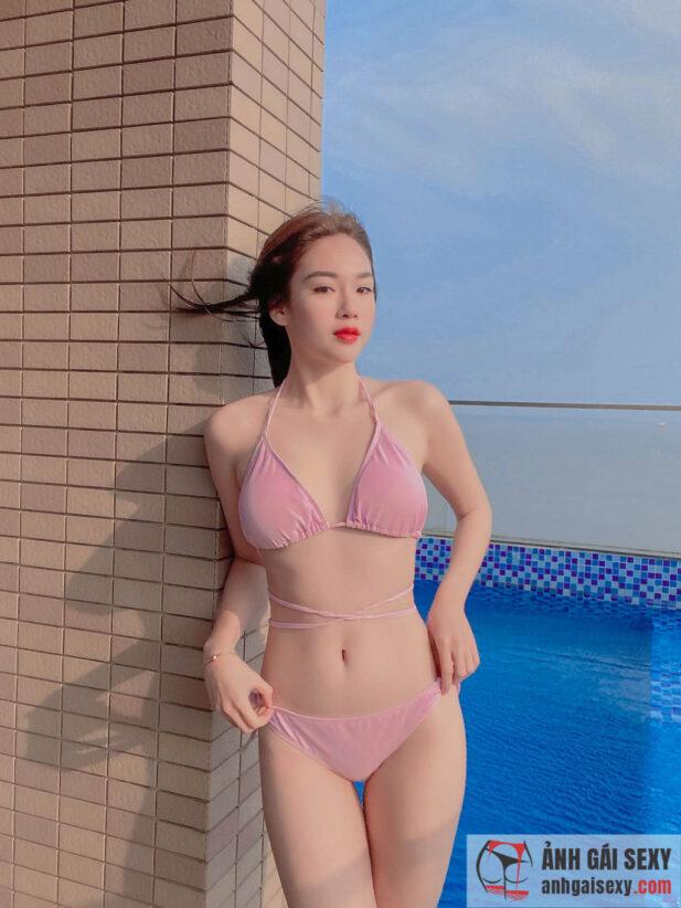 Hình ảnh Ngắm em tiếp viên xinh đẹp Ngọc Mai của Vietjet Air
